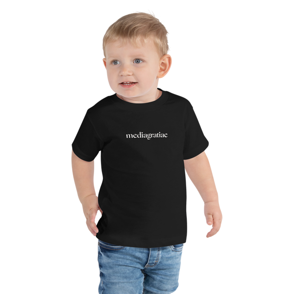 Toddler Original Media Gratiae Tee