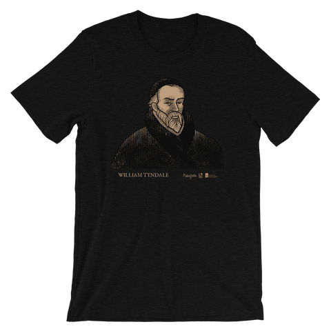 William Tyndale T-shirt | PURITAN Collection