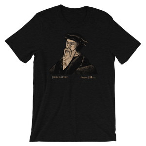 John Calvin T-Shirt | PURITAN Collection