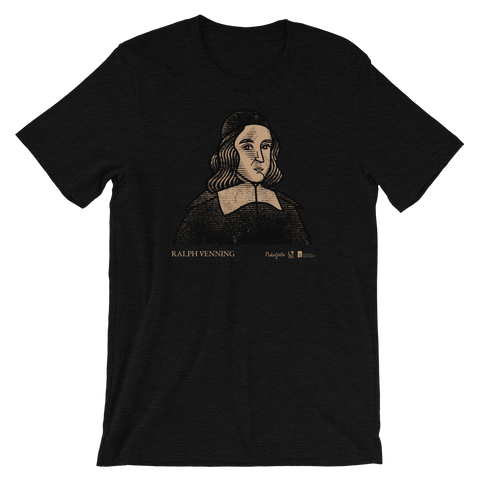Ralph Venning T-shirt | PURITAN Collection