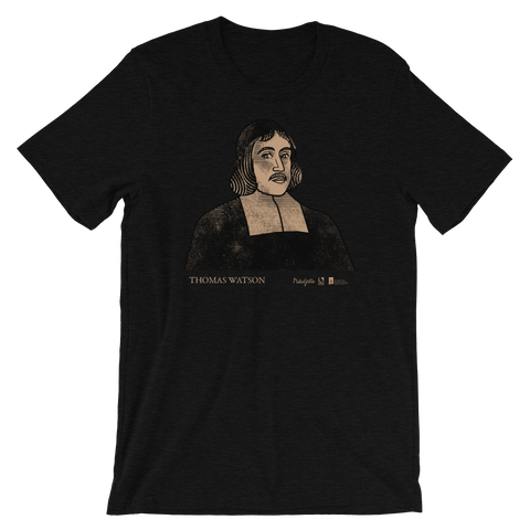 Thomas Watson T-shirt | PURITAN Collection