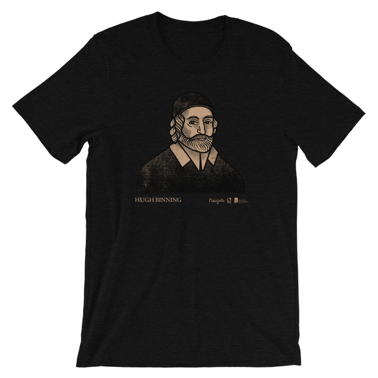 Hugh Binning T-Shirt | PURITAN Collection