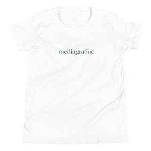 Youth Original Media Gratiae Logo T-Shirt