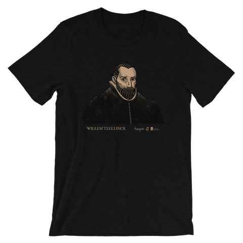 Willem Teellinck T-Shirt | PURITAN Collection
