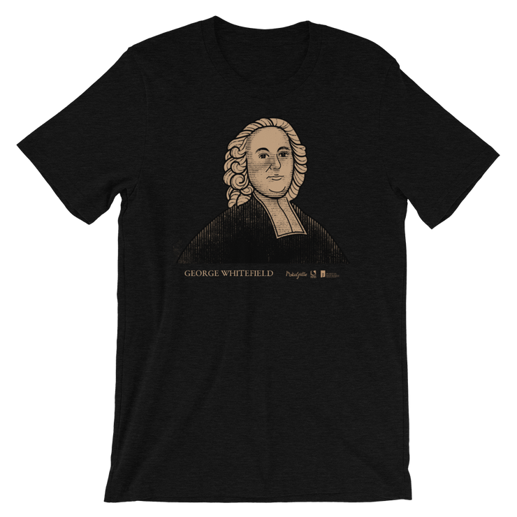 George Whitefield T-Shirt | PURITAN Collection