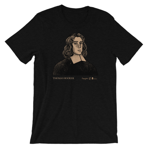 Tomas Hooker T-shirt | PURITAN Collection