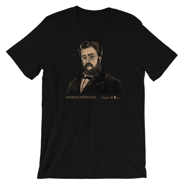 Charles Spurgeon T-Shirt | PURITAN Collection