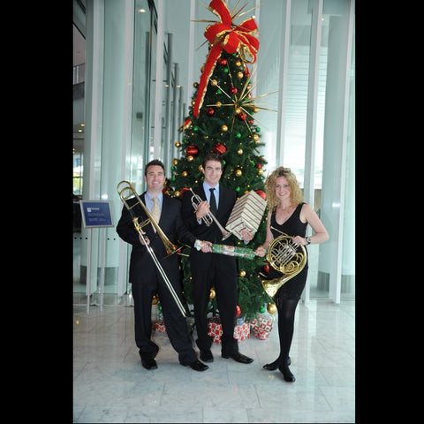 ace brass christmas