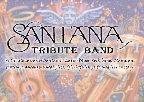 Santana Tribute Band - Auckland