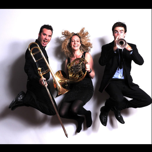 Ace Brass Trio - Classical Group - Auckland
