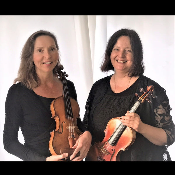 Auckland Violin Duo - classical string group - Auckland