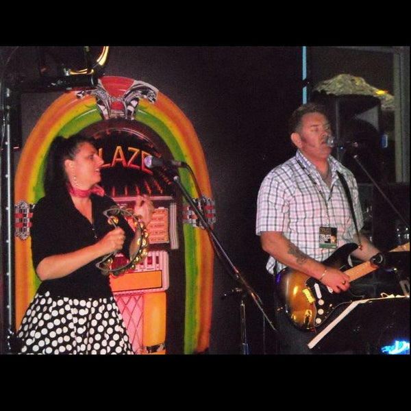 Blaze - 2 piece Covers Band - Tauranga