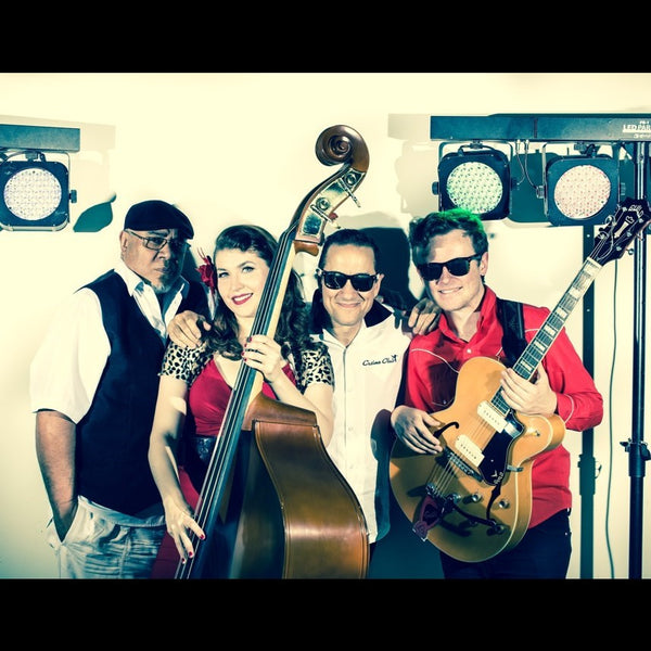 Boom Boom Deluxe -   Rockabilly Band - Auckland