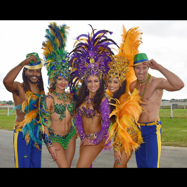 Brazilian Divas - Samba Dance Group - Auckland