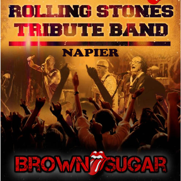 Brown Sugar - Rolling Stones Tribute Band - Auckland