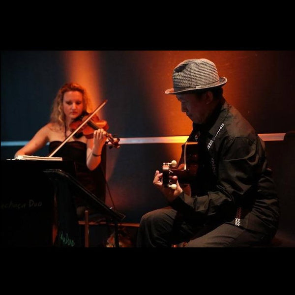 Cachaca - Violin and Guitar Duo - Auckland