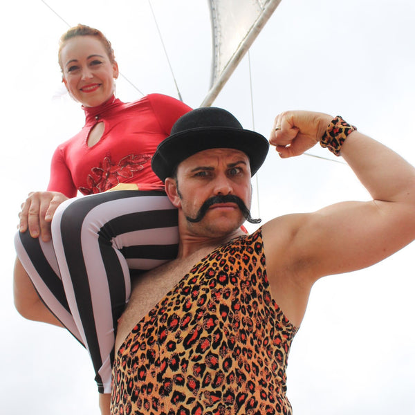 Circus in A Flash - Circus Entertainers - Tauranga