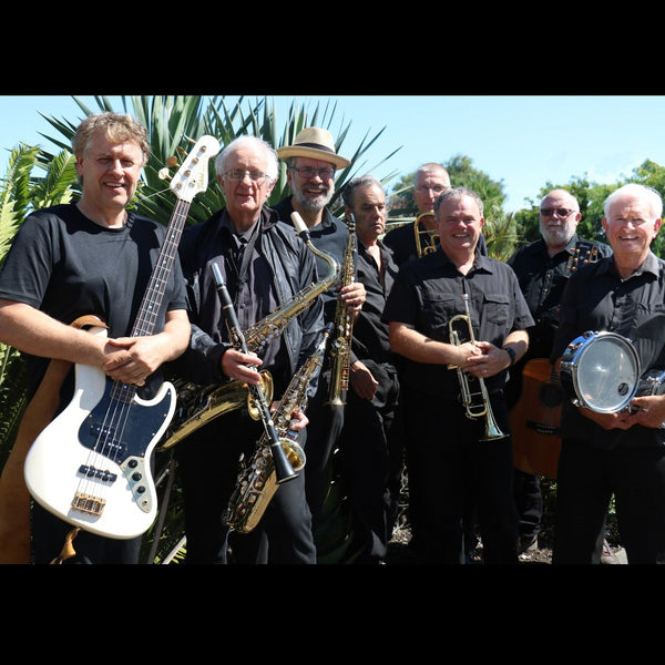 City Jazz - Jazz and Rock n Roll Band - Wellington