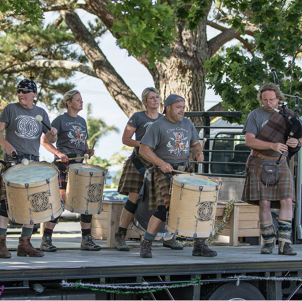 Scottish Drum And Bagpipe Group