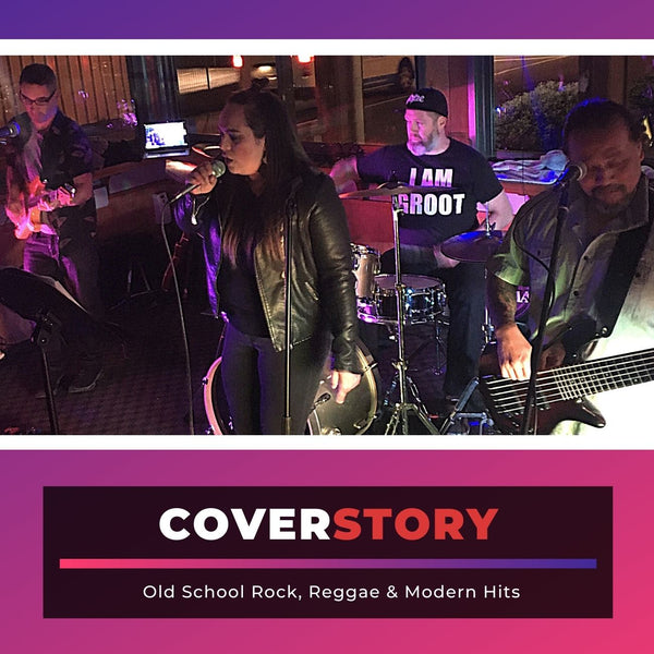 Cover Story - Covers Band - Wellington