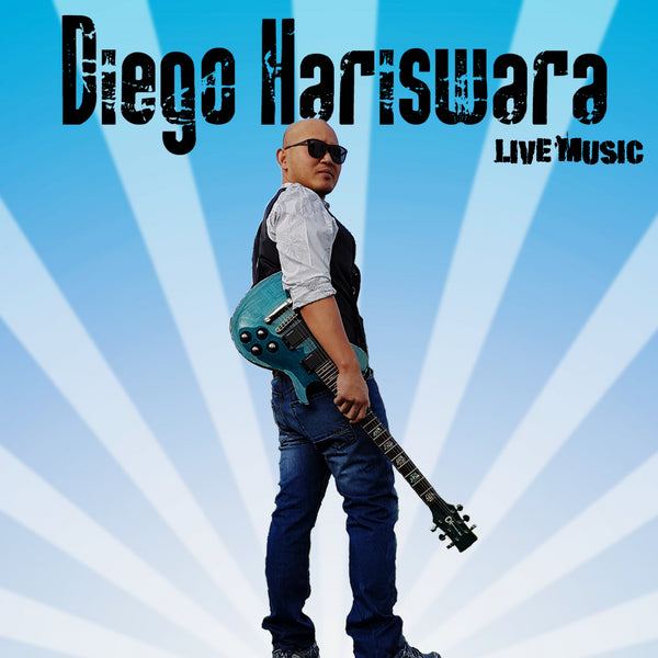 Diego Hariswara - Covers Singer Guitarist - Christchurch