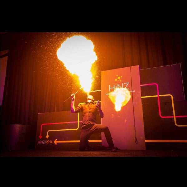 The Dust Palace - Circus Theatre Company - Auckland