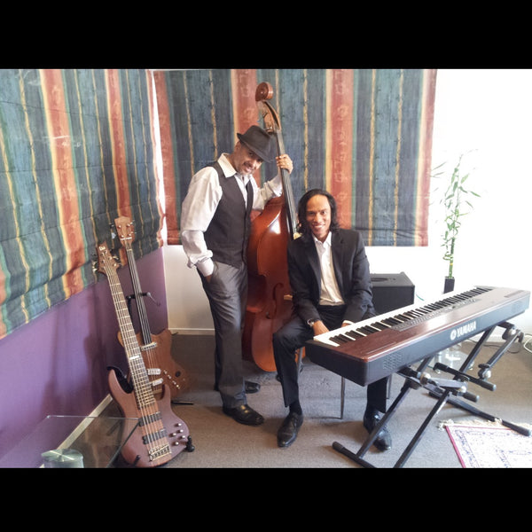 Effervescence - Jazz Duo - Solo Jazz Pianist - Auckland