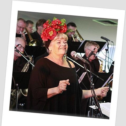 Erna Ferry - Solo Jazz Blues Covers Singer - Palmerston North