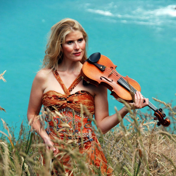 Fiona Pears - Gypsy Swing Violinist - Christchurch