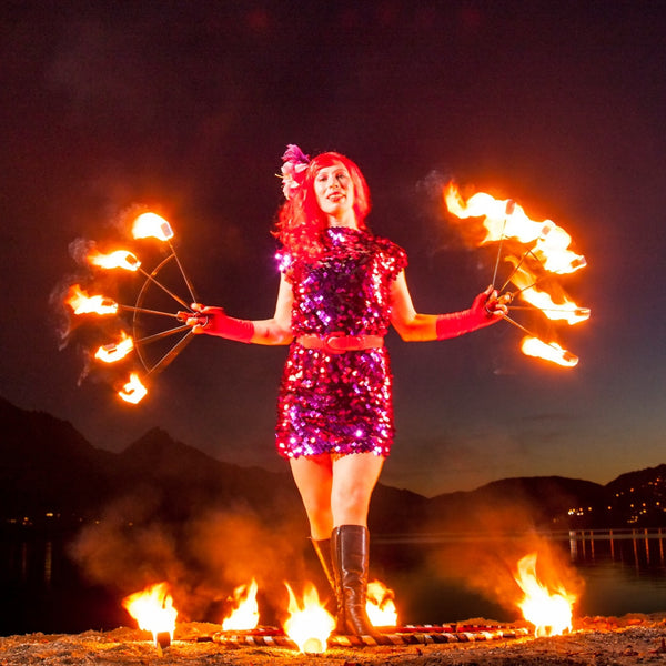 Flame Entertainment - Circus and Roving Entertainers - Queenstown
