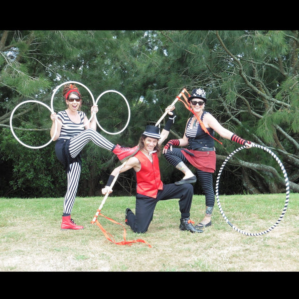 Flames of Plenty - Fire and LED Dancers  - Tauranga