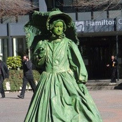 Free Lunch - Living Statue - Strolling Characters - Hamilton