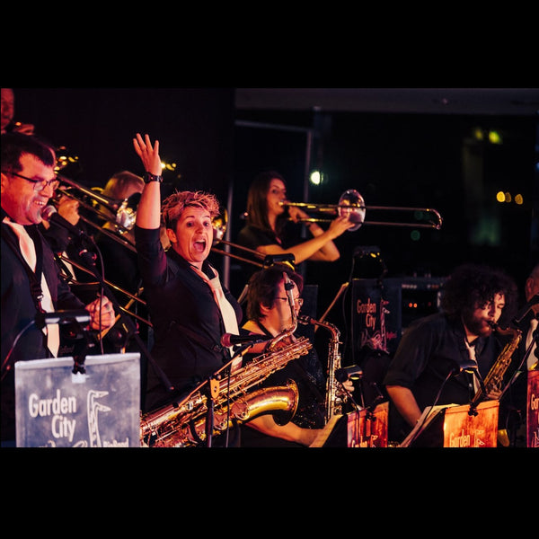 Garden City Big Band - Swing Band - Christchurch