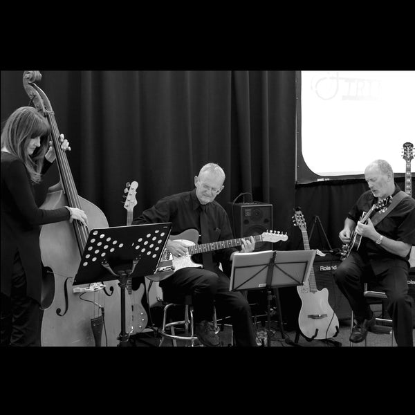 Gerrish Webb Trio - Jazz Band - Auckland