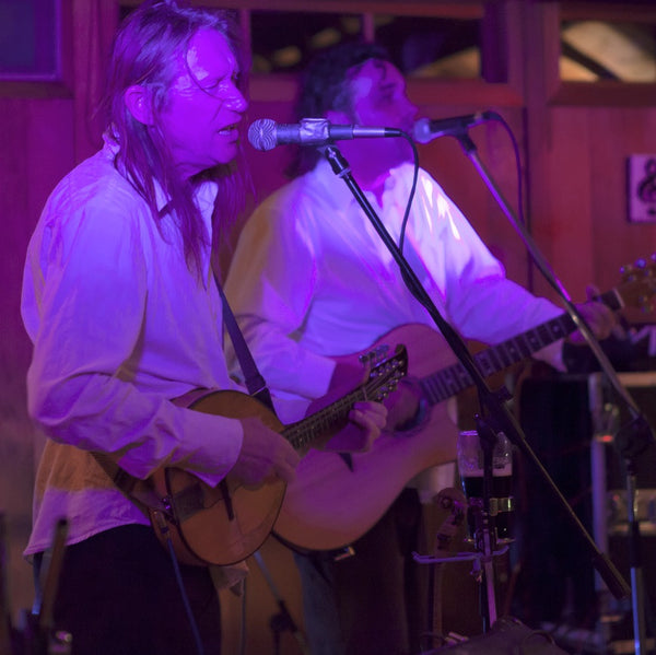 Gerry and Jono - Celtic Irish band - Auckland