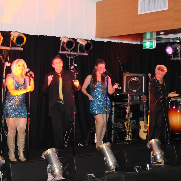 Great Pretenders - Cabaret Covers Band - Christchurch