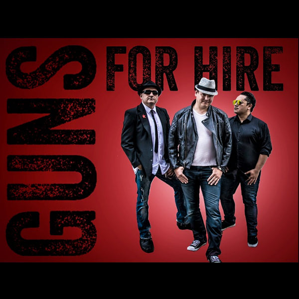 Guns for Hire - Covers Band - Wellington