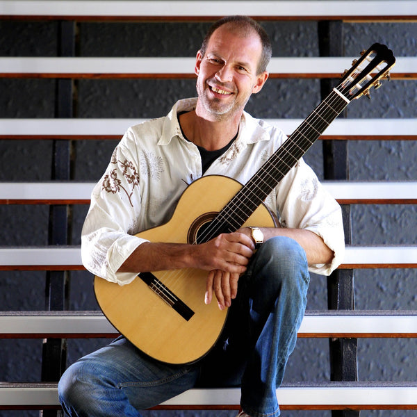 Gunter Herbig - Classical Solo Guitarist - Wellington