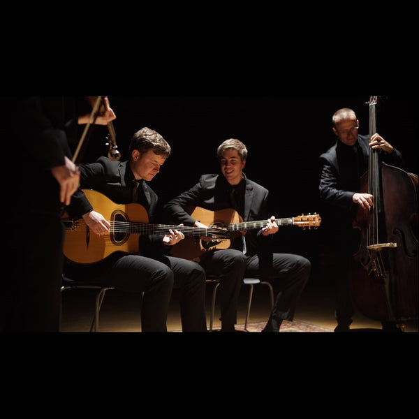 Gypsy Jazz Attack - Gypsy Jazz Band - Auckland