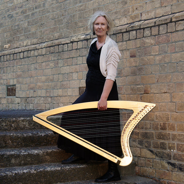 Harp and Voice - Robyn Sutherland - Auckland