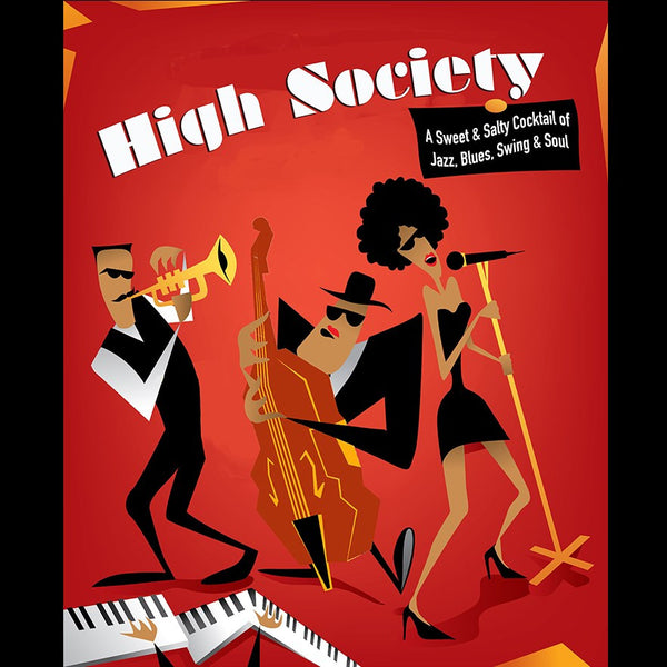 High Society - Jazz Swing Band - Wellington