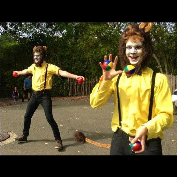 Highly Flammable - Fire Entertainers - Street Entertainers - Christchurch