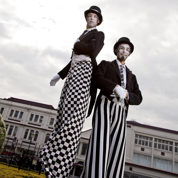 Highly Flammable - Fire Entertainers - Street Entertainers - Dunedin