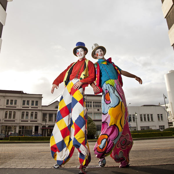 Highly Flammable - Fire Entertainers - Street Entertainers - Wellington