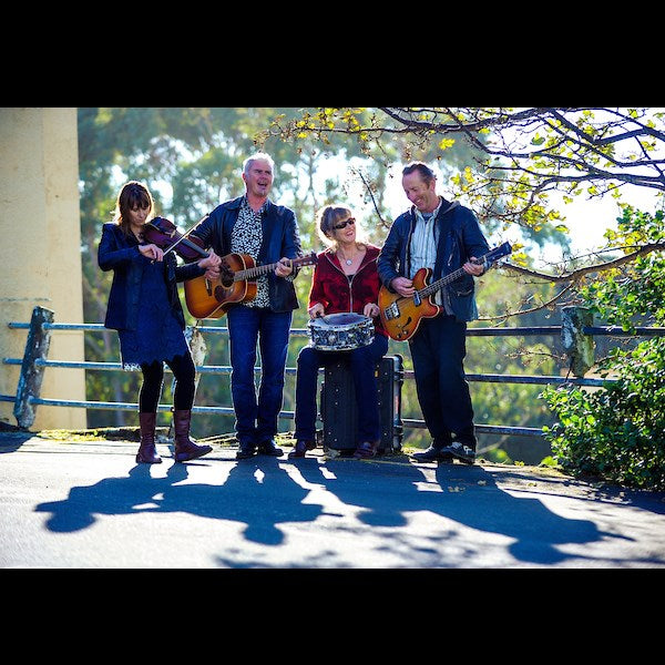 Hobnail - Celtic Country Folk Band - Wellington