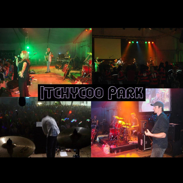 Itchycoo Park - Covers Band - Wellington
