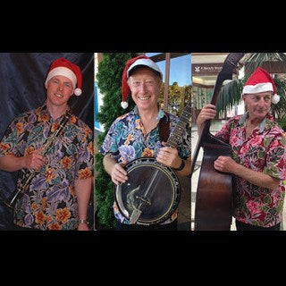 Jazz Santas - Christmas Jazz Band - Auckland