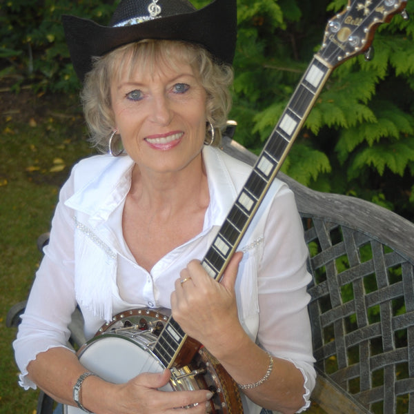 Jenny Blackadder - Country Gospel Band - Wellington