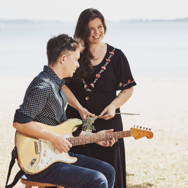 Jo Kelsey and Dylan Kay - Jazz Duo - Auckland
