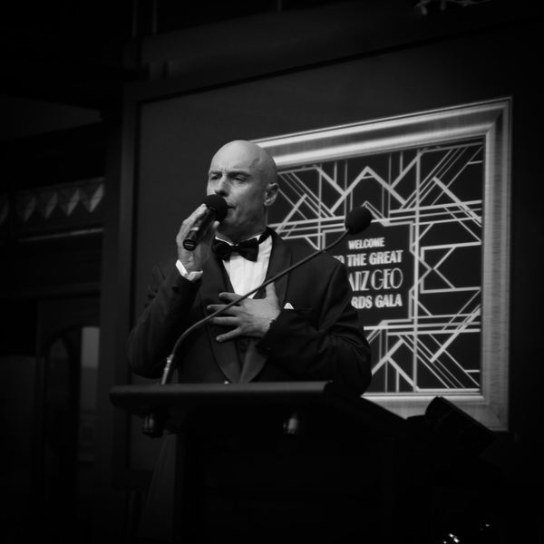 John McKenzie - Professional MC - Christchurch